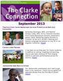 September 2013 Clarke eNewsletter