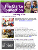 January 2014 Clarke eNewsletter