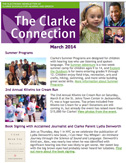 March 2014 Clarke eNewsletter