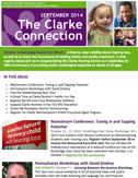 September 2014 Clarke eNewsletter