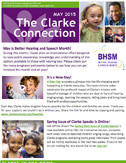 May 2015 Clarke eNewsletter