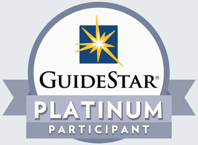 Guidestar Platinum Rated