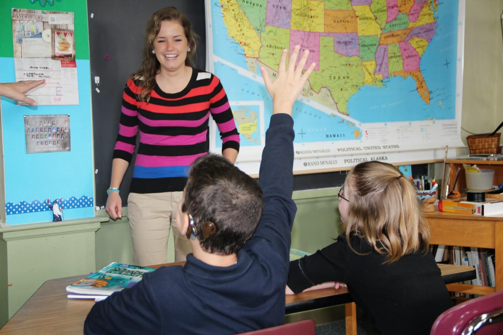 Encouraging Class Participation