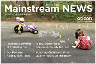 Mobile-Friendly Spring Mainstream News Now Available!